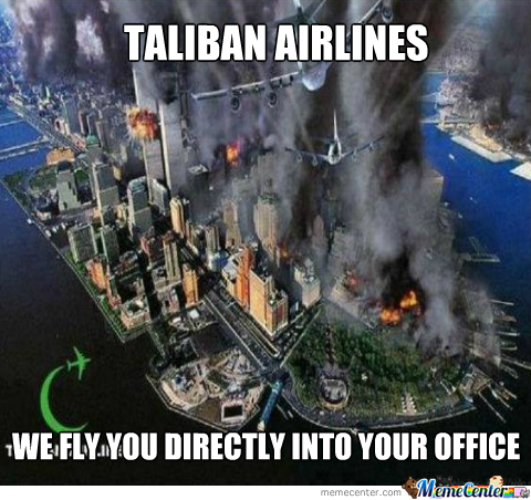 Fly Taliban Today, And Get A Free Suicide Vest!