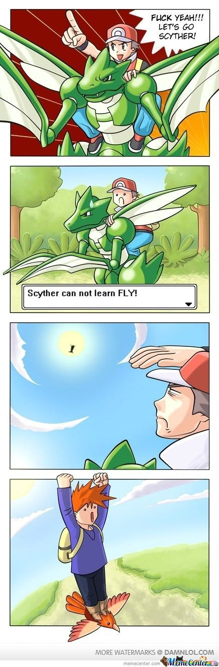 Flying Pokemon <Bitchplease>