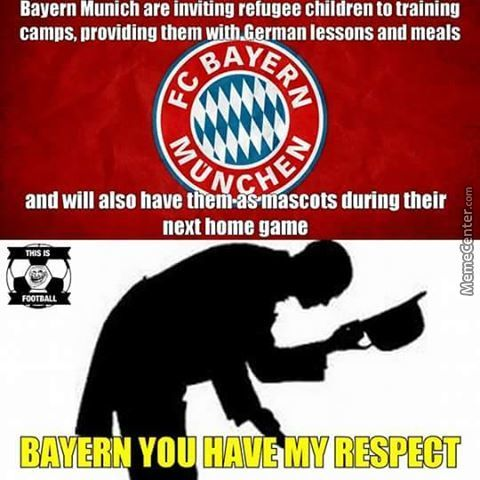 Football Is All About Respect <3