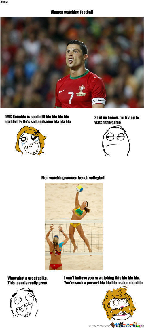 Soccer Vs Beach Volleyball