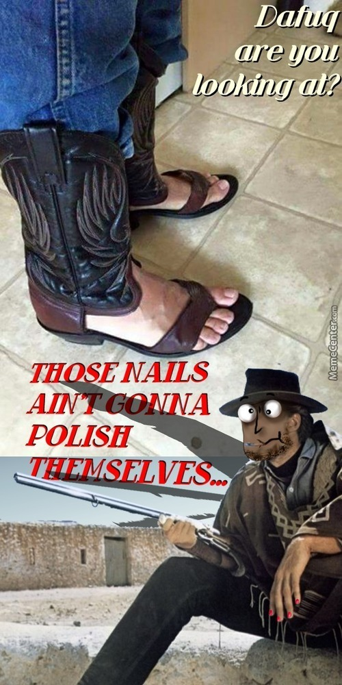 For A Few Polish More