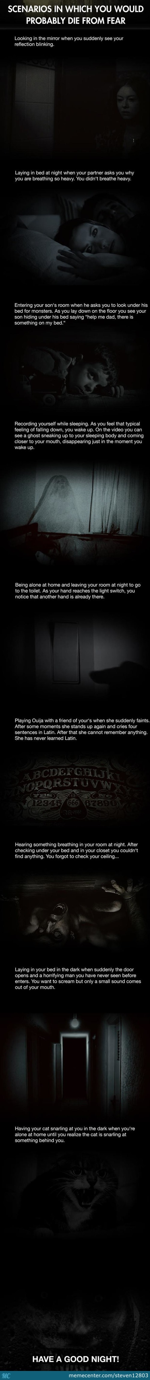 For All The Paranoid People..