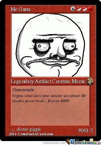 For Those Who Play Magic The Gathering I Made This