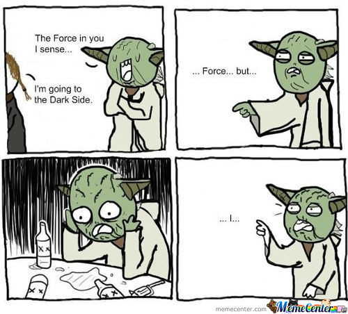 Force In The Dark Side