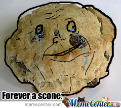 Forever A Scone
