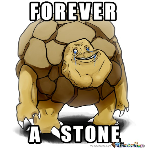 Forever A Stone...