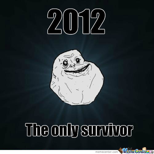 Forever Alone 2012