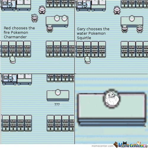Forever Alone Bulbasaur