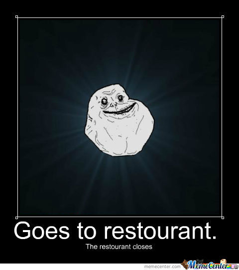 Forever Alone Haha