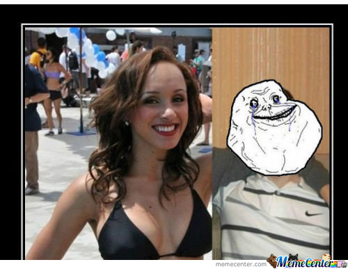 Forever Alone Level 3000
