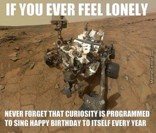 Forever Alone Level:space