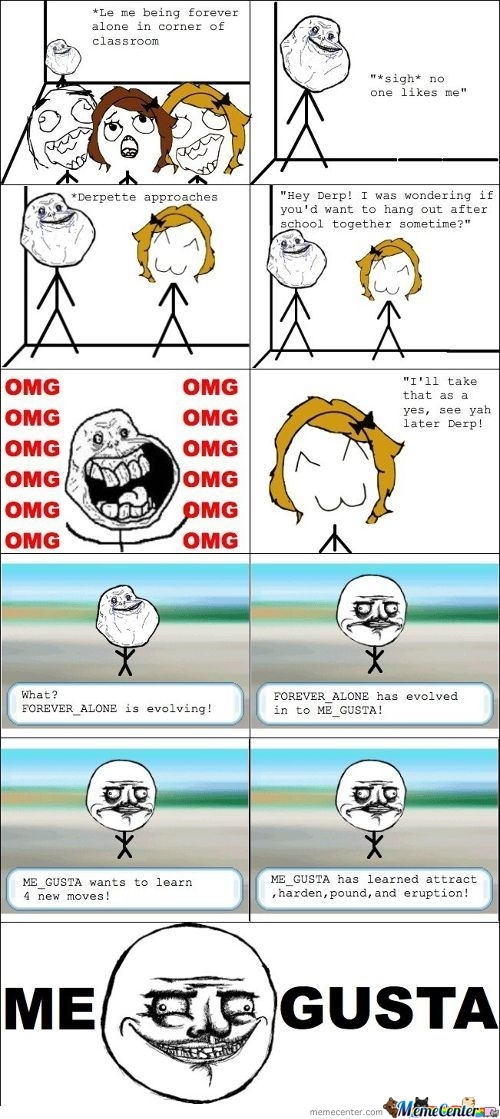 Forever Alone No More