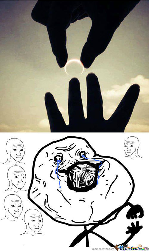 Forever Alone With Feels.