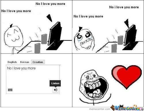 Forever Alone!