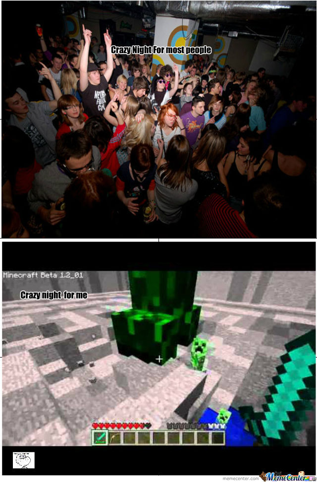 Forever Minecraft