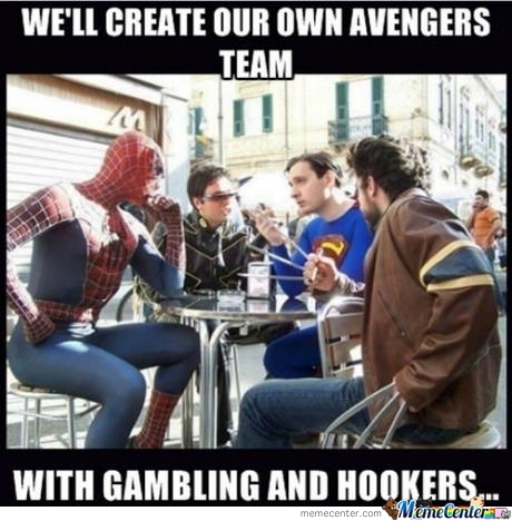 Forget The Avengers