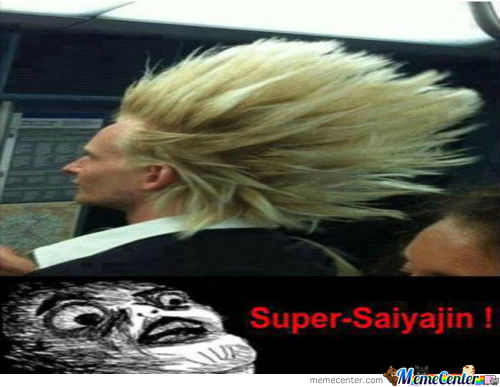 Found The Super-Saiyajin