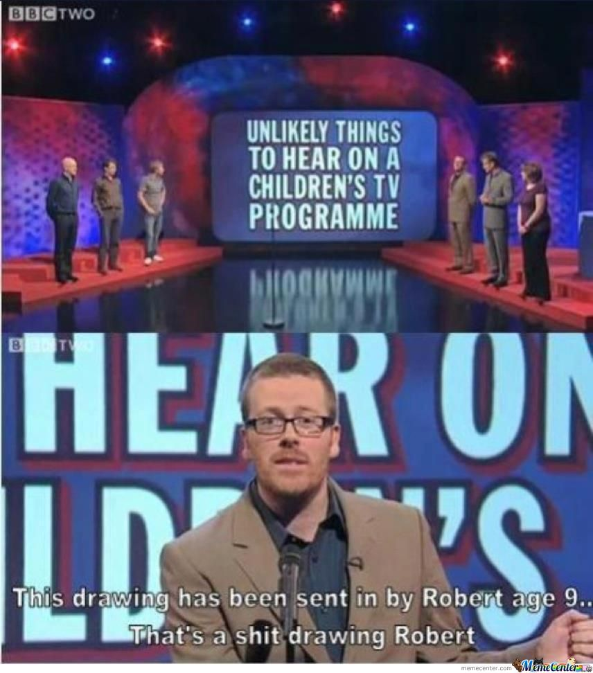 Frankie Boyle On 'mock The Week'