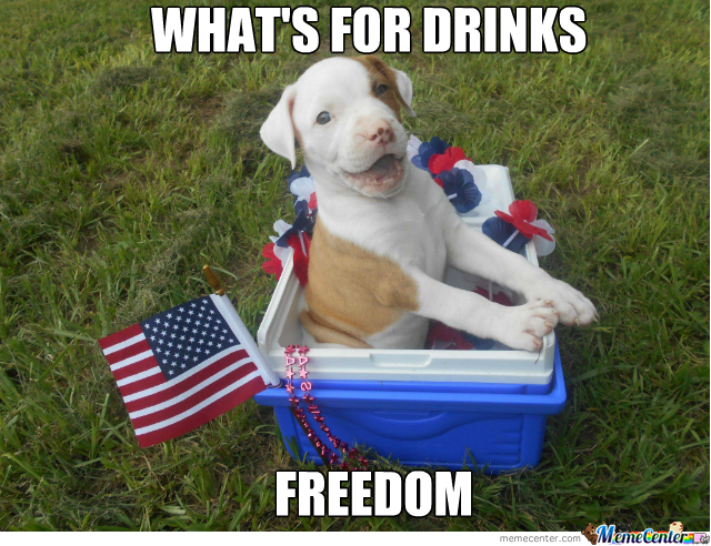 Freedom Beer