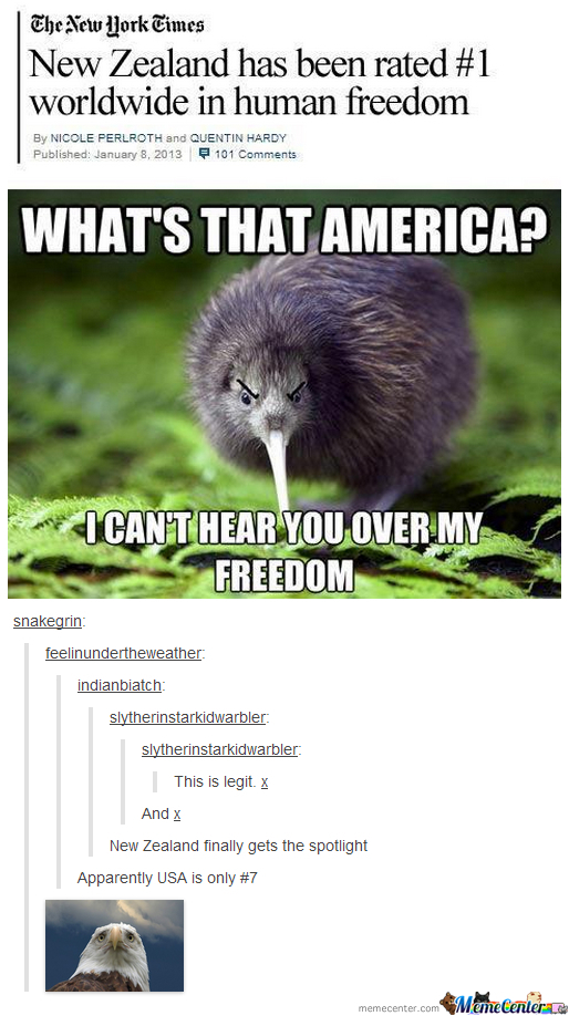 Freedom, Motherf^ckers!
