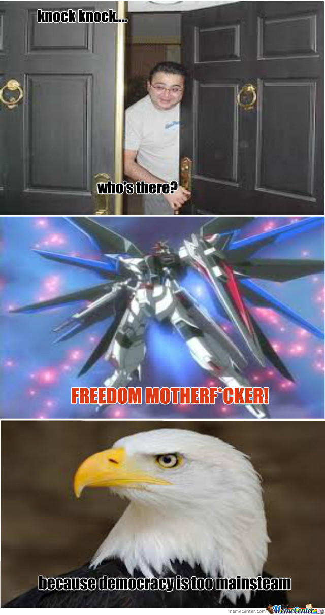 Freedom Motherfu*cker