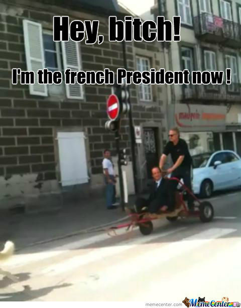 French President Logic ...