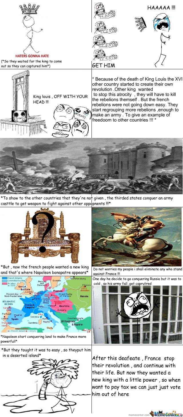 french revolution part 2 ( meme way )