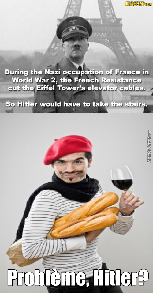 French Trolling