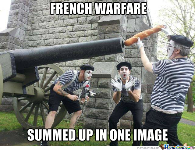 French Warfare