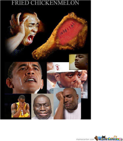 Fried Chickenmelon