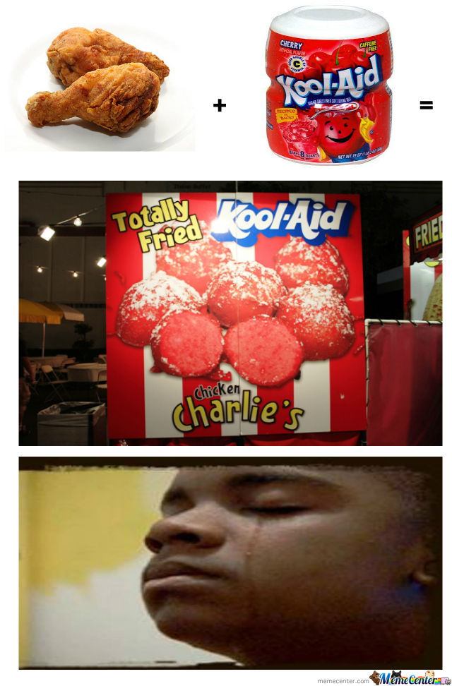 Fried Kool-Aid