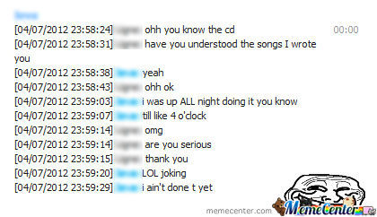 Friend Trolling On Skype