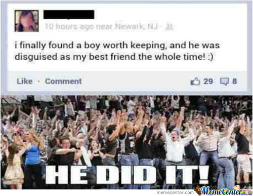 Friend Zone Broken