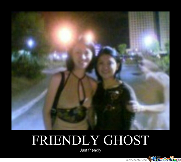 Friendly Ghost