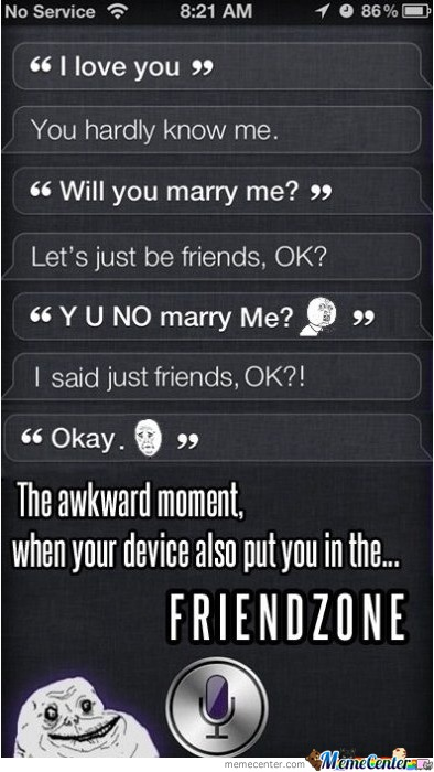 Friendzone Iphone