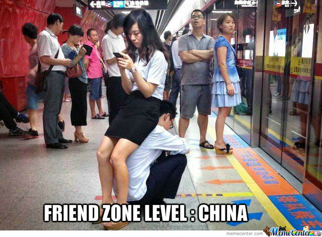 Friendzoned...