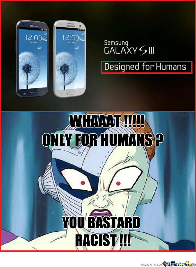 Frieza And Samsung Galaxy