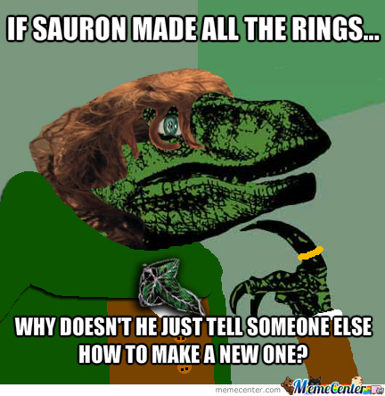 Frodosiraptor Thoughts