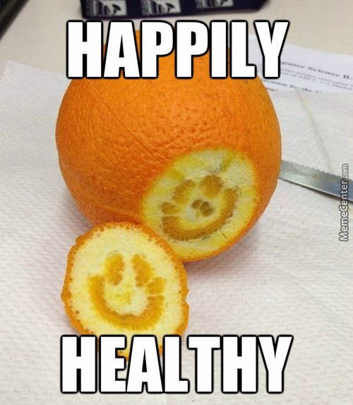 Fruit Is Good. It's Actually Life.