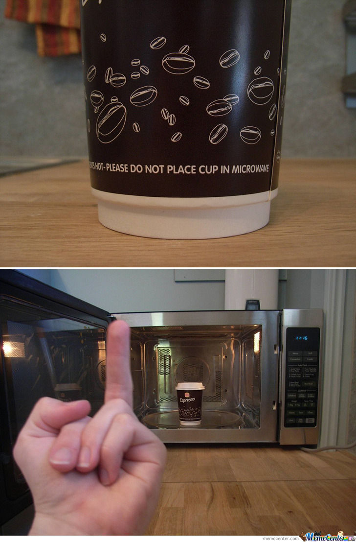 Fu** The Maker Of This Cup