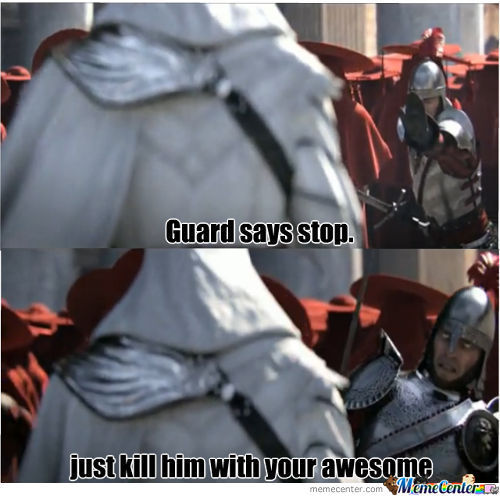 Fuck The Guard