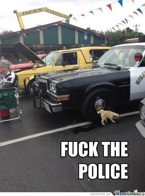 F*ck The Police