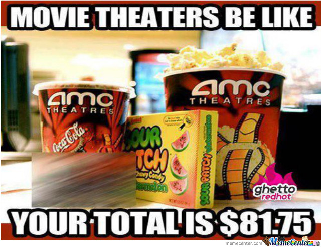 Fuck You Movie Theaters