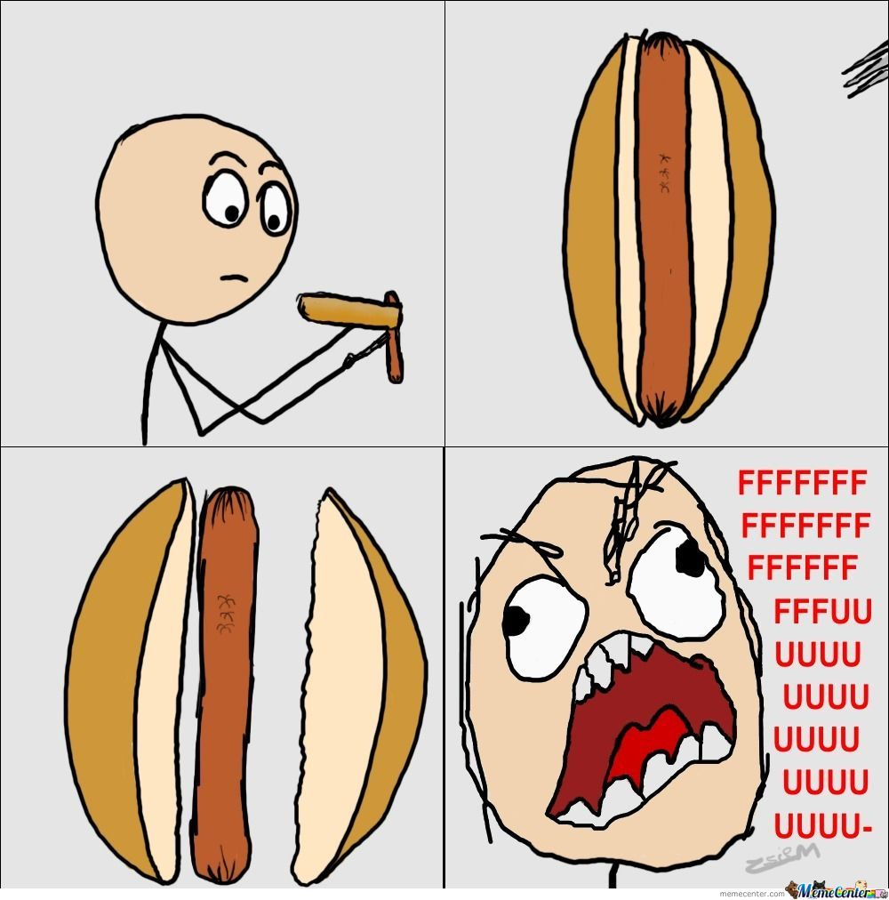 Hot Dog Rage