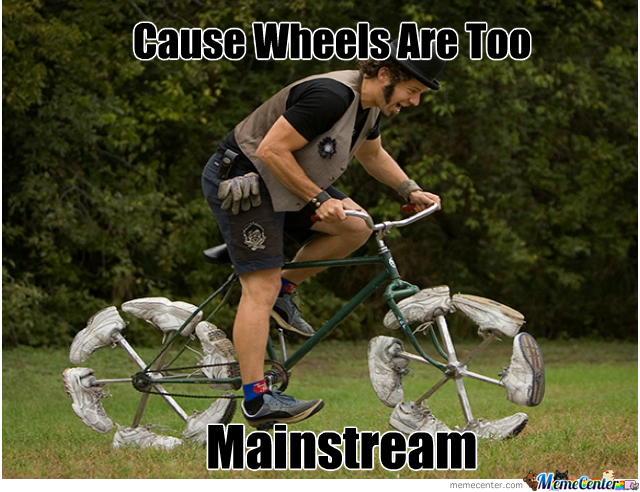 Fuk Dem Wheels
