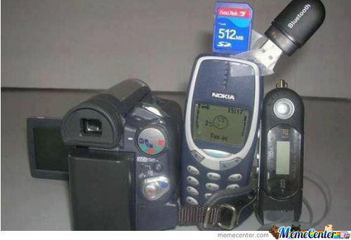 Fully Equiped Nokia