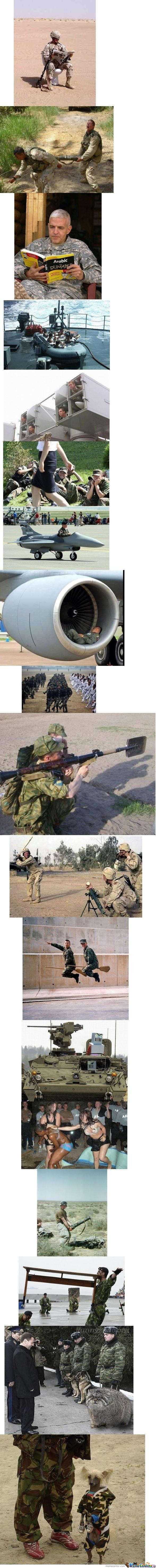 Fun Level:army
