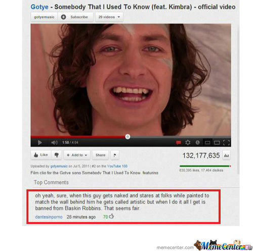 Funny Comment