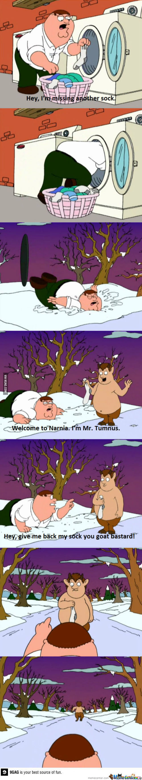 Funny Family Guy Scene