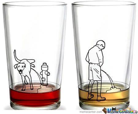 Funny Glass Design